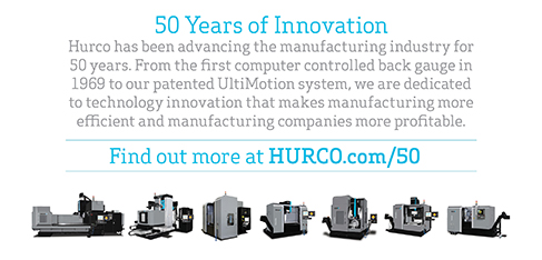hurco-50 Years of Innovation