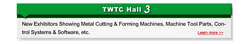 TWTC Hall 3