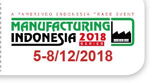 MANUFACTURING INDONESIA 2018