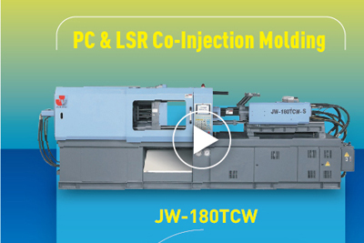 PC & LSR C0-Injection Molding