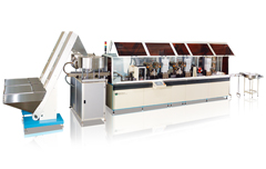 AUTOMATIC CLOSURE PRINTING MACHINE