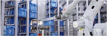 ABB与天马云仓合作,让包裹更快到达消费者手里