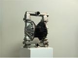 MORAK2寸不锈钢气动隔膜泵