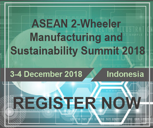 ASEAN 2-Wheeler Manufacturing and Sustainability Summit 2018