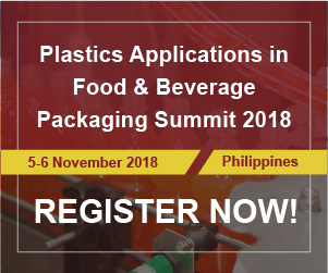 Plastics Applications in Food & Beverage Packaging Summit 2018