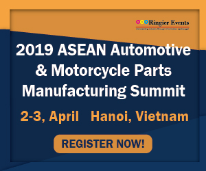 ASEAN Automotive & Motorcycle Parts Manufacturing Summit