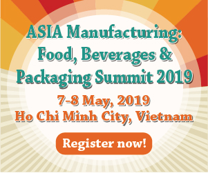 ASIA Manufacturing: Food, Beverages & Packaging 2019