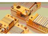 传导冷却QCW(准连续)半导体激光器垂直叠阵