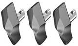 山特维克可乐满推出用于可换头钻头的全新材质