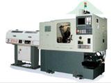 量产型多滑座CNC自动车床