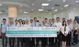 Taiwan machine tool manufacturers Thailand visit