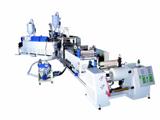 单/多层塑胶板材生产设备