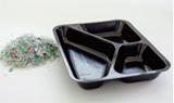 PET回收:从瓶片料到热稳定型食用托盘