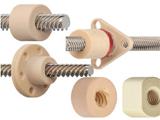 drylin® 直线滑动轴承丝杠技术