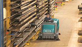 如何更有效清洁您的工厂?
