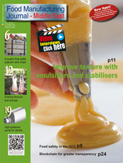 Click here to read Food Manufacturing Journal, Middle East