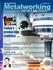 Click here to read International Metalworking News for Asia