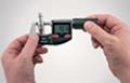 Digital micrometer measures 10x faster
