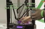 设计创新 | 全球最小机械臂亮相:可挑选和包装微小物体