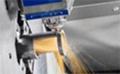 Compact laser shearing machine