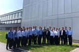 中国船舶重工集团有限公司代表团(CSIC)访问瑞士IST总部工厂