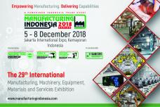 The 29th International Manufacturing Machinery Equipment, Materials and Services Exhibition