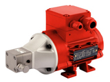 小型液压齿轮泵